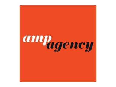 AMP Agency Web Logo