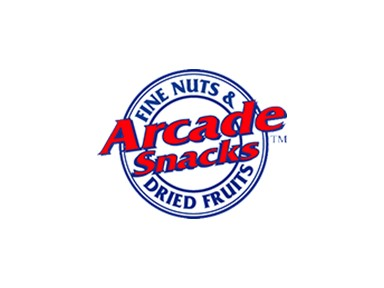 Arcade Snacks Logo