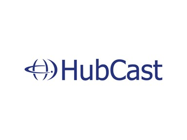 HubCast Logo