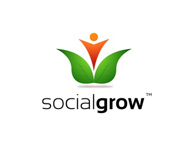 SocialGrow Logo