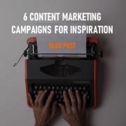Content Marketing Campaigns Square
