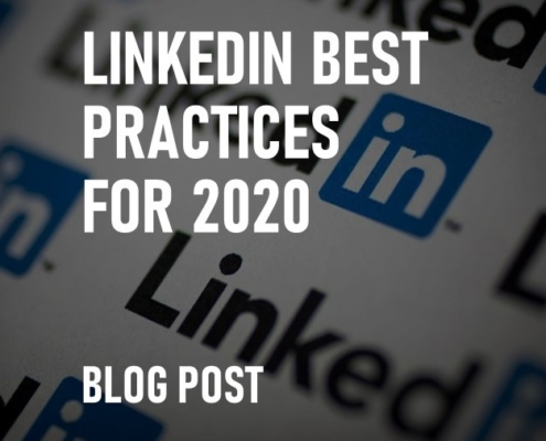 Linkedin Best Practices 2020 Square